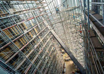 EZB Bauaufzugtechnik innen