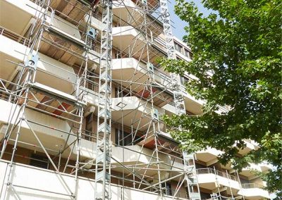 Hotelsanierung im laufenden Betrieb, Maritim Darmstadt